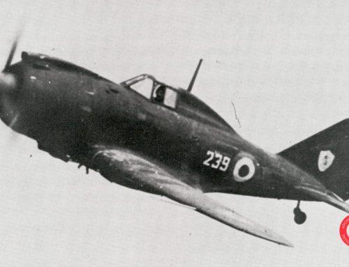 1933-1945: gli aerei