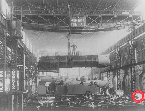 1904 – 1933: i treni