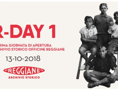 R-Day 1 Porte aperte all'Archivio Officine Reggiane