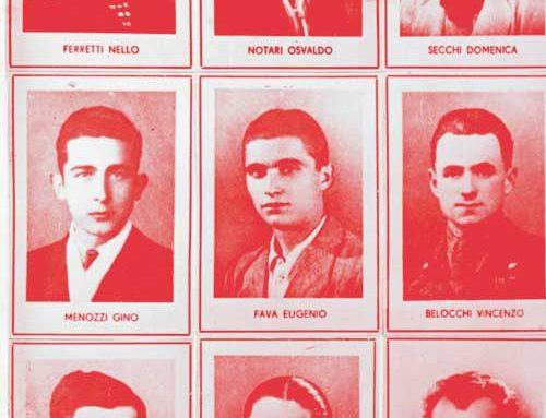 Antifascismo e antimilitarismo alle Reggiane