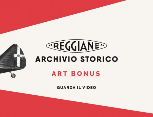 Art Bonus per l'Archivio Storico delle Reggiane