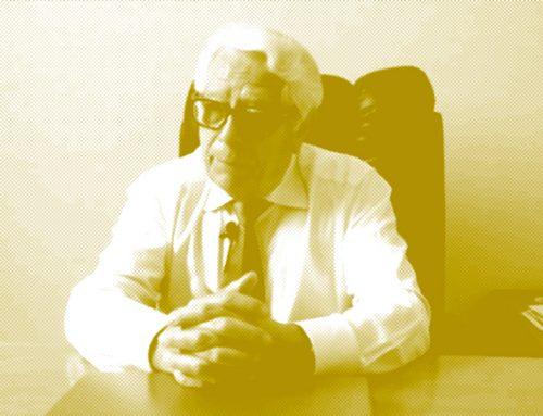 Interviste Officine Reggiane – Luciano Fantuzzi