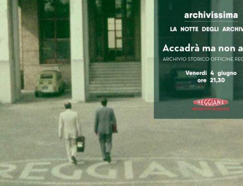 Archivissima – Accadrà ma non a noi